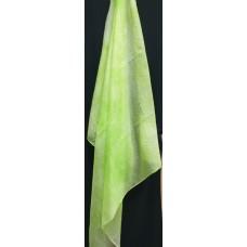 Light Green silk scarf