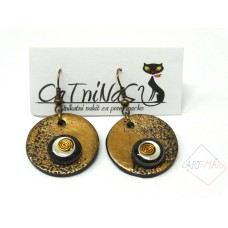 Earrings Aluminated Extra