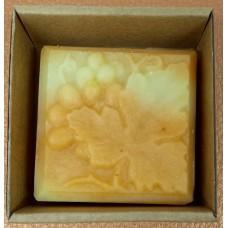 Natural handmade soap Rose - marigold