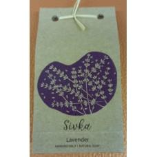 Natural handmade soap Lavender