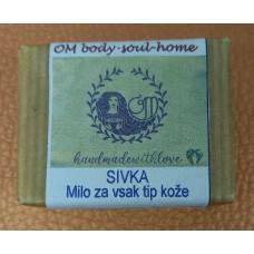 Natural handmade soap Lavender 50g