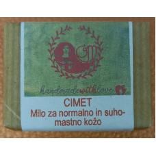 Natural handmade soap Cinnamon 50g