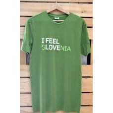 Moška majica I feel Slovenia