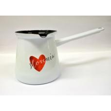 Cuckoo CUPS - enamel coffee pot