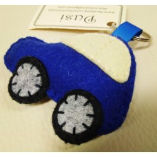 Keychain - Blue car