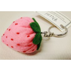 Keychain - Strawberry