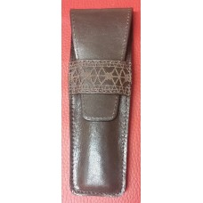 leather and lace case