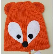Golden fox hat