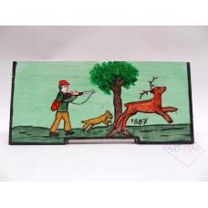 Panjska končnica - mala (Lovec strelja jelena)