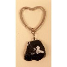 Key ring- Heart