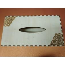 Wood Towel Box