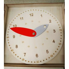 Didactic game: What time is it?