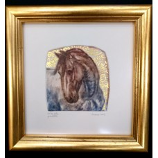 Art picture - A horse