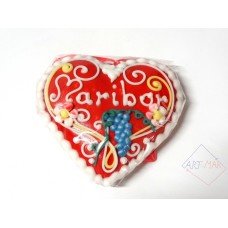 Gingerbread heart -  Old Vine Maribor
