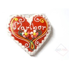 Gingerbread heart - Maribor