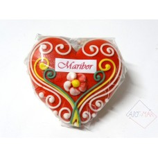 Small gingerbread heart - Maribor