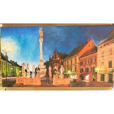 Picture- Main square Maribor