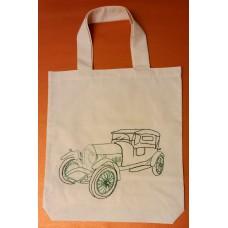 Embroidery bag (Oldtimer)