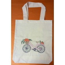 Embroidery bag (bicycle)