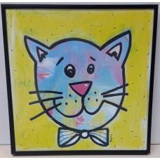 Painting- Cat