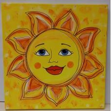 Painting- Sun