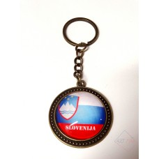 Key chain Slovenia