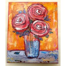Painting-Bouquet