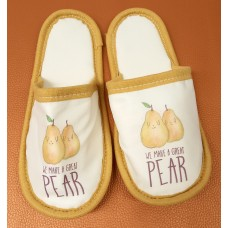 Slippers Pear