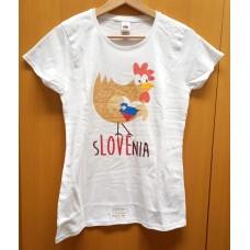 Women's T-shirt Slovenia