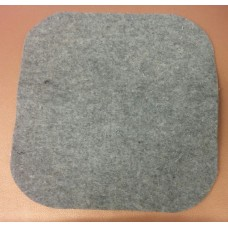Bio woolen chair cover
