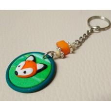 Keychain -  Golden Fox