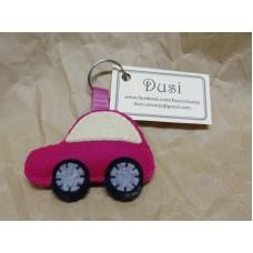 Obesek za ključe - avto (L)