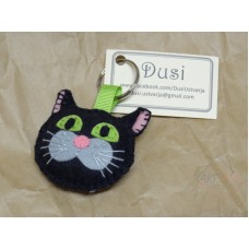 Keychain - Cat (L)