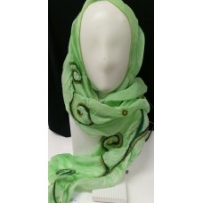 Nuno scarf light green