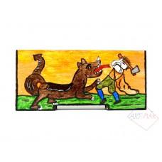 Panjska končnica - mala (Boj z zmajem)