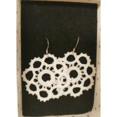 Earring-lace