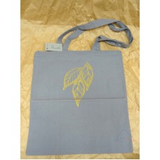 "Textile bag ""Leaves"""