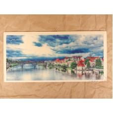 Lesena slika Maribor