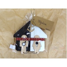 Key chain hanger - Anchor